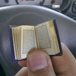 Korán: jeden z nejmenších