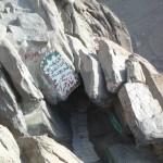 Jeskyně Hira: místo kde údajně Mohamed obdržel první verše koránu