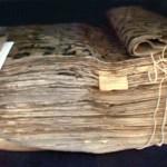 Originál Koránu  Uthmanské redakce